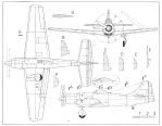 výkres  XF8B-1 L+K