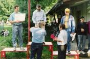 MČR 1994, předávaní cen vítězům.